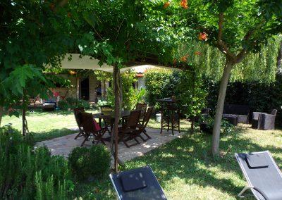 Gite La Cabane - Sauve Gard - Logis des Magnans